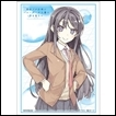 Bushiroad Deck Protector Sleeves: Rascal Does Not Dream of Bunny Girl Senpai: Sakurajima Mai Part.4