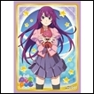 Character Sleeve Collection: Monogatari Series: Hitagi Senjougahara (PukuPuku Version)