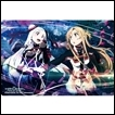 Bushiroad Rubber Playmat Collection: Sword Art Online: Ordinal Scale: Asuna & Yuna
