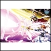 Bushiroad Rubber Playmat Collection: Nanoha Reflection: Nanoha & Fate Part.2