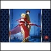 Bushiroad Rubber Playmat Collection: Fate/Extra: Saber & Hakuno