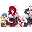 Bushiroad Rubber Playmat Collection: Fujimi Fantasia Bunko: High School DxD