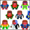 Domo Trading Figures: DC Comiccs Mysterio Minis