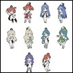 Vividred OperationTrading Figures: Rubber Trading Strap