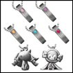 Madoka Magica Gashapon: Metal Charm Selection