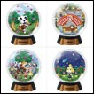 Animal Crossing Gashapon: Snow Globes Series 2