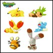 Pokemon Gashapon: Oyasumi Friends XY