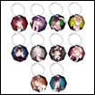 Diabolik Lovers Trading Figures: Metal Plate Collection