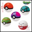 Pokemon Figures: Pokeballs