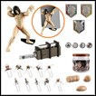 Attack on Titan Gashapon: Survey Corps Collection Part 2