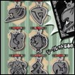 Fairy Tail Gashapon: Metal Guild Emblem