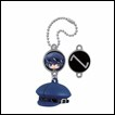 Persona 4 Gashapon: Golden Accessories: Naoto Badge & Cap