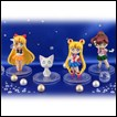 Sailor Moon Figure: Girls Memories Series 2: Full Set