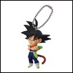 Dragon Ball Kai Gashapon: UDM Burst 9: Bardock