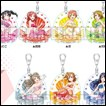 Love Live! Trading Figures: Acrylic Keyring
