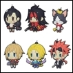 Final Fantasy Trading Figures: Trading Rubber Strap Vol.2
