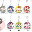 Love Live! Trading Figures: Acrylic Keyring Ver. 2