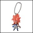 Dragon Ball Kai Gashapon: UDM Burst 13: Super Saiyan 4 Gogeta