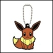 Pokemon Gashapon: Rubber Mascot: Eevee