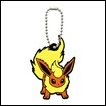 Pokemon Gashapon: Rubber Mascot: Flareon