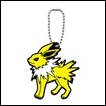 Pokemon Gashapon: Rubber Mascot: Jolteon