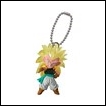 Dragon Ball Kai Gashapon: UDM Best 15: Super Saiyan 3 Gotenks