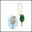 Sailor Moon Crystal Gashapon: Die Cast Charm: Deep Aqua Mirror