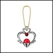 Sailor Moon Crystal Gashapon: Die Cast Charm: Garnet Orb