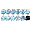 Amanchu! Trading Figures: Pukutto Badge Collection