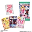 Aikatsu! Stars Trading Figures: Gummy Card Part.3