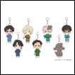 Yuri on Ice Trading Figures: Acrylic Keychain Collection Series 3