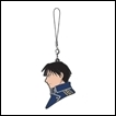 Fullmetal Alchemist Gashapon: Rubber Mascot: Roy Mustang
