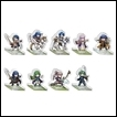 Fire Emblem Heroes Trading Figures: Mini Acrylic Figure Collection Vol.1