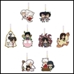 Rumic Collection Trading Figures: InuYasha Rubber Strap Collection