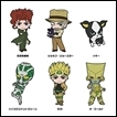 Jojo's Bizarre Adventure Trading Figures: Rubber Strap Collection Part III Vol.2