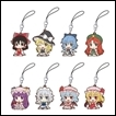 Touhou Project Trading Figures: MageMage Rubber Strap