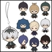 Tokyo Ghoul Re Trading Figures: Pluffy Rubber Strap Collection
