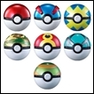 Pokemon Trading Figures: Pokeball Collection Super