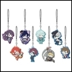 Tales of Series Trading Figures: Clear Rubber Strap