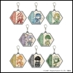 Magic Knights Rayearth Trading Figures: GraffArt Acrylic Keychain