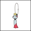 Pokemon Gashapon: Rubber Mascot Series 8: Chimecho