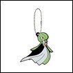 Pokemon Gashapon: Rubber Mascot Series 8: Gardevoir