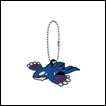 Pokemon Gashapon: Rubber Mascot Series 8: Kyogre
