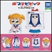 Pop Team Epic Gashapon: Figure Mascot 2