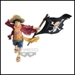 One Piece Figure: Magazine Luffy D. Monkey