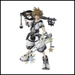 Kingdom Hearts II Figure: Sora (Final Form) S.H.Figuarts
