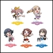 BanG Dream! Girls Band Party Trading Figures: Garupa*Pico Tsunagete Acrylic Stand: Poppin' Party