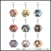 Fairy Tail Trading Figures: Acrylic Keychain Vol.01