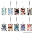 Tales of Series Trading Figures: Character Vinyl Strap Vol.3