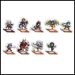 Fire Emblem Heroes Trading Figures: Mini Acrylic Figure Collection Vol.9